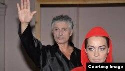 Aktyor Məmməd Səfa,Gülzar Qurbanova