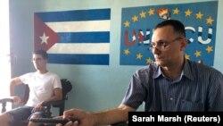 Hose Daniel Ferer na Kubi, 2. decembar 2016.