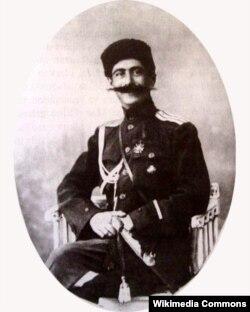 Əbdülhəmid bəy Şərif bəy oğlu Qaytabaşı