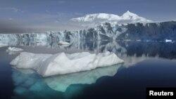 Shkrirja e akullnajave