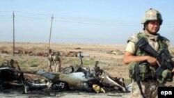 Hazırda İraqda 7110 Britaniya hərbçisi var