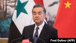 وانگ یی وزیر خارجه چین