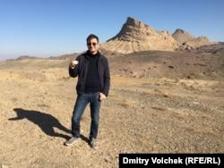 Чай в пустыне, по дороге в Кашан, как в рассказе Пола Боулза