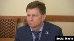 Председатель комитета Госдумы России по охране здоровья Сергей Фургал