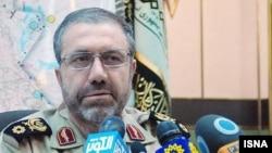 حسین ذوالفقاری، فرمانده مرزبانی ایران.