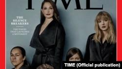 Журнал Time назвал персоной года 2017 женщин и мужчин, которые открыто выступили против сексуальных домогательств