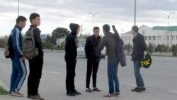 Türkmen uçurymlary mekdepden göni goşuna alynýar