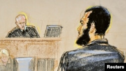 Omar Khadr, now 24 years old, pleaded guilty on October 25 in a U.S. military trial at the Guantanamo Bay detention base.