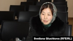 Жаңыл Нурузбаева. Астана, 1 наурыз 2016 жыл.