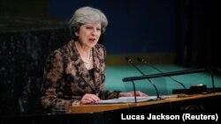 Premierul britanic Theresa May va ţine un discurs vineri la Florenţa