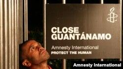 Очередную годовщину существования тюрьмы в Лондоне отметили акцией протеста