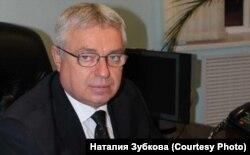 Бывший мэр Киселевска Сергей Лаврентьев