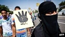 مناصرون للاخوان المسلمين
