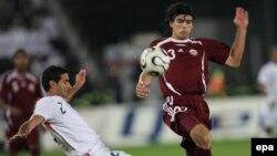 در دقیقه ۲۹ بازی سباستیان کینتانا، بازیکن متولد اروگوئه قطر با یک ضربه دقیق گل اول بازی را به ثمر رسانید.