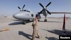 یک پایگاه نظامی آمریکاییها در عراق