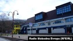 Спортскиот центар Билјанини извори во Охрид.