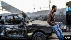 Jedan od napada IDIL-a na turski Kilis u aprilu 2016.
