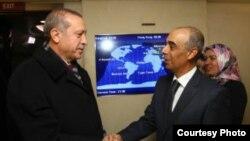Prezident Erdoganyň Aşgabada sapary mahalynda 'günäsi geçilen' Hajy Hamdi Hamit Polat türmeden çykaryn öýtmändir.