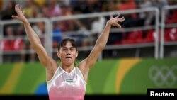 Оксана Чусовитина Токио олимпиадасида 45 ёшида иштирок этади.