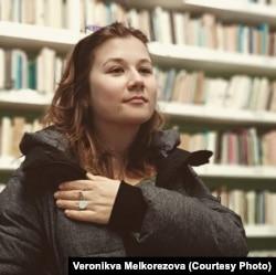 Вероніка Мелкорезова, керівник проєкту «Вмираючи за правду»