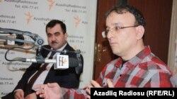Akif Aşırlı və Zamin Hacı