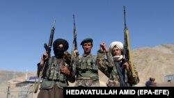 آرشیف، آتش بس میان حکومت افغانستان و طالبان در سال ۲۰۱۸ میلادی