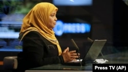 American-born Press TV news anchor Marzieh Hashemi was detained by federal agents on January 13 in St. Louis, Missouri, where she had filmed a Black Lives Matter documentary.