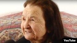 Вања Лазарова, македонска пејачка на изворни народни песни