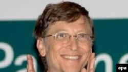 Глава копрорации Microsoft Билл Гейтс