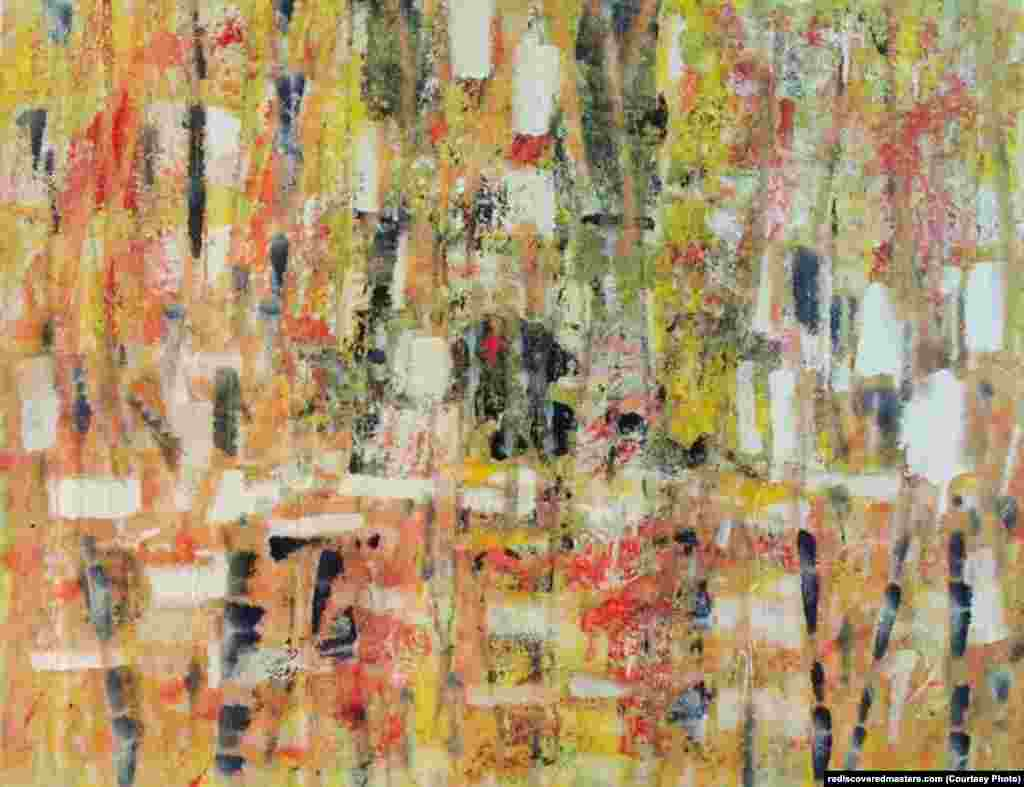 Untitled landscape, Bellport, NY (1984)