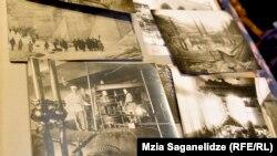 Архив, хранящийся в семье Микеладзе, уникален во многих аспектах, а его объема хватит еще на несколько тематических выставок