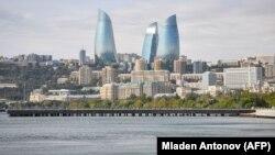 Ադրբեջան - Տեսարան Բաքվից