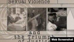 "Insert iz filma ""Kraj nekažnjivosti: seksualno nasilje pred Tribunalom"""