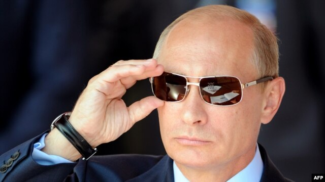 Edward Lucas suggests Putin will have a tough time sustaining his strongman image during his third term as president.