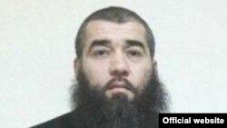 42-летний уроженец Сайрамского района Южно-Казахстанской области Абдухалил Абдужаббаров, обвиненный властями Казахстана в пропаганде терроризма и возбуждении религиозной розни. Фото с сайта КНБ РК. 2 февраля 2017 года.