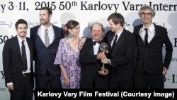 Хрустальный глобус достался фильму американского режиссера Диего Онгаро.