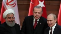 Summitul trilateral de la Ankara