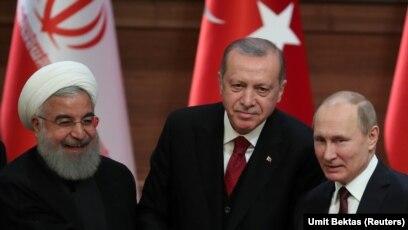 Iran, Russia, Turkey To Hold Syria Summit Next Week: Turkish TV