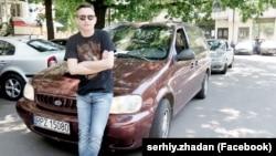 Писатель Сергей Жадан