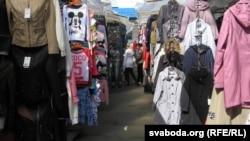Гандаль на Цэнтральным гомельскім рынку