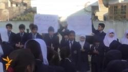Сеќавање на жртвите од напад на училиште во Пакистан