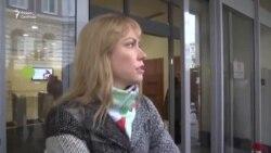 Марию Баронову увезли в полицию