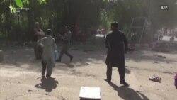 Dhjetëra të vrarë në Kabul