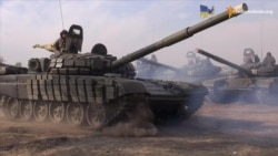 Ukraine Continues To Withdraw Heavy Weapons