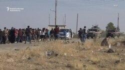 Convoi militar ruso-turc atacat cu pietre în Siria