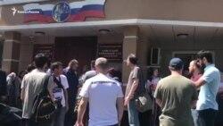 """Журналист """"Черновика"""" арестован"""