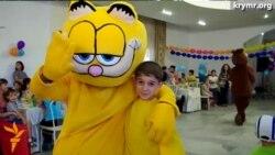 На Ораза-байрам детям устроили празднование
