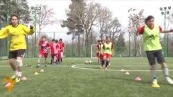 «Cвiт у вiдео»: Таджикистан: дівоча збірна стала четвертою на азійському чемпіонаті з футболу