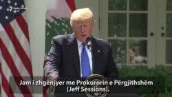Trump: Jam i zhgënjyer me Prokurorin e Përgjithshëm