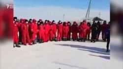 Нефтяники Актюбинской области вышли на забастовку с требованием повысить зарплаты